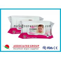 China Facial Wet Tissue For Baby wholesale