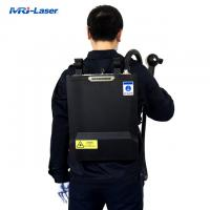 China Portable Handheld Metal Removal Laser Derusting Machine wholesale