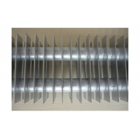 Quality ASME SA192 50.8x4.06x6000mm Double H Type Boiler Fin Tube For Heat Exchanger for sale