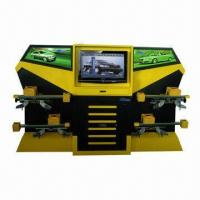 Buy cheap Wheel Alignment System with Microsoft Windows XP Operation System and 17-inch from wholesalers