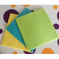 Buy cheap kitchen dish cleaning super absorbent sponge cellulose cloth from wholesalers