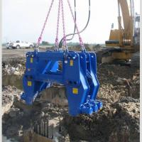 China vibratory excavator used steel body / customized color  hydraulic demo breaker suppliers in China wholesale