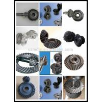 ANSI standard transmission bevel gear / big bevel gears