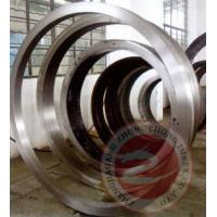 China Wind Power Alloy Steel Rolled Ring Forging DIN ASTM A388 EN , OD 7000mm wholesale