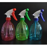 China New Style Unique Shape OEM rome Plastic Bottle With Trigger Spray for taking liquid soap wholesale