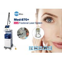 Wholesale 2017 KES factory latest scar Acne Removal Skin Resurfacing Laser Equipment co2 fractional laser medical machine MED-870+ from china suppliers