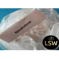 China Highly Pure Anabolic Steroid Nandrolone Raw Hormone Powders Nortestosterone on sale
