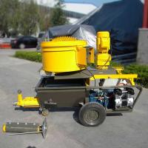 China MPS55 Mortar Spraying Machine wholesale