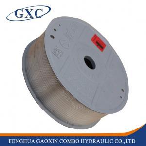 China PU0604 200M Length Polyurethane Tube Size 6MM x4MM Flexible PU Tube wholesale