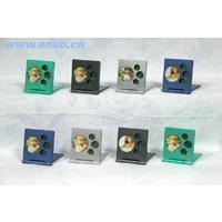 China Traveling alarm LCD clock with photo frame---EN6013 wholesale