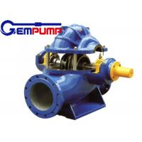 Quality SH series open single-stage Double Suction Split Case Pump for watering plant for sale