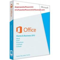 Microsoft Office 2013 Home and Business hb Product Key Code