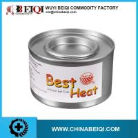 Quality 2H methanol gel chafing fuel for sale