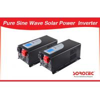 China Remote Control Inverters for Solar , Off Grid Inverters For Office wholesale