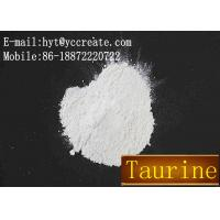 China High Quality Chemical Food Additive Taurine on Stock CAS NO. 107-35-7 on sale