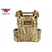 China Military Combat Assault Tactical Vest Molle Gear , Army Swat Ballistic Body Armor on sale