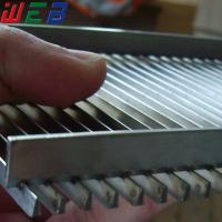 China Stainless Steel Wedge Wire Slotted Sieve Screen (ISO9001 Factory) wholesale
