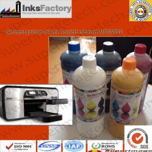 China Garment Ink for Melco G2 DTG Printer wholesale