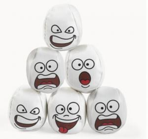 China Vinyl snowball kickball on sale
