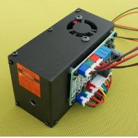 China 400-500mW RGB Compound White Beam Laser Module with TTL Modulation wholesale
