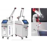 China 1--6hz Frequency Picosecond Laser Tattoo Removal Machine 1064nm 532nm Wavelength wholesale