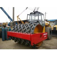 China Second hand DYNAPAC CA30D Sheep Foot Pad Road Compactor /Used Dynapac Vibratory Roller wholesale