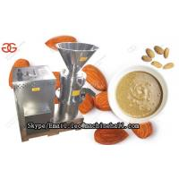 China Almond Butter Grinding Machine For Sale|Apricot Kernel Butter Making Machine Manufacturer And Supplier wholesale