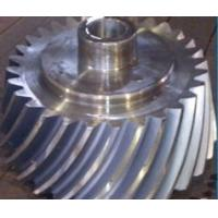 China High quality custom design 45 grade spiral bevel gear with high precision made in China wholesale