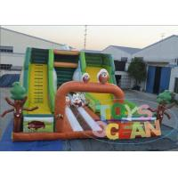 China Jungle Theme Owl Inflatable Playground Jumping Rental Party Using CE wholesale