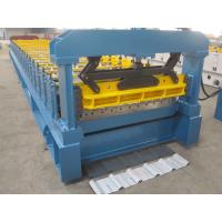 1000mm Width Long Span Metal Roof Roll Forming Machine with Heat Treatment ISO
