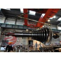 China ASTM EN DIN Water Generator Rotor Forging Steam Turbine Main Shaft 12000mm wholesale