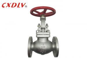 China Manual Operated 150LB Nominal Pressure Flanged Globe Valve wholesale