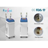 China Automatically needle delivering tech micro needle machine rf machine portable for face wholesale