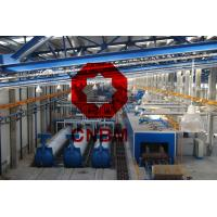 China High Speed Industrial Fibre Cement Production Line For Fiber Cement Wall Board wholesale