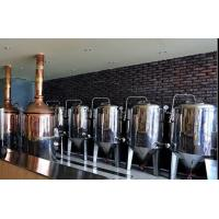 China 1BBL - 10 BBL draft beer equipments, brewing euipments for home use and resturant wholesale