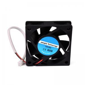 China 60x60x15mm 12V 6015 3D Printer Cooling Fan Net Weight 21g wholesale