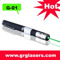 China 5mw Green Laser Pointer Pen Mid -Open  Bean Light High Power 532nm With 5 MILE RANGE Made In China wholesale