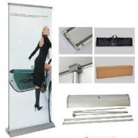 China Retractable Banner Stand - Double Side Display wholesale