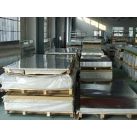 China Smooth Surface Aluminum Alloy Sheet 1050A / ENAW - 1050A Temper F For Auto Ship Building wholesale
