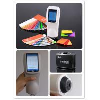 China 3nh brand NS810 portable spectrophotometer for microfiber fabric color test wholesale