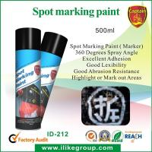 Heat Resistant marking paint spray , Spot Marking Paint Fluoro Colours