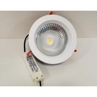 China OSRAM 18W - 30W White COB Aluminum LED Ceiling Lights Good Heat Diffuser For Residential on sale