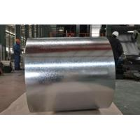 China Zinc Coated Strips Hot Dipped Galvanized Steel Coils Corrosion Resistant wholesale