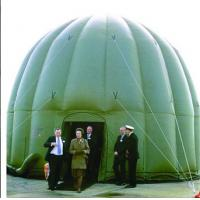 China 8x7m pvc military and medical tent wholesale