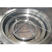China ASTM A29 1045 Forged steel rings Normalizing  Quenching and Tempering Heat Treatment Hardness Reprot  UT test wholesale