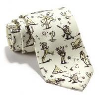 China 100% pure silk neckwear for man, Men silk ties with jacquard dobby weave silk fabric wholesale