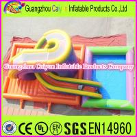 China Giant Inflatable Water Slide Playground wholesale