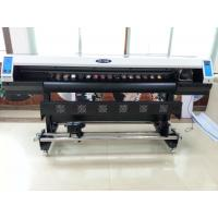 China 1.6m eco solvent printer with single DX7 head for various indoor and outdoor material wholesale