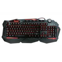 China Multimedia Anti Ghosting Light Up Gaming Keyboard Backlit Windows / Mac Compatibility wholesale