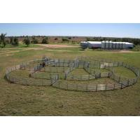 Buy cheap HEAVY Duty 18 Round Yard horse corral panels Outdoor Animal Enclosure with Gate from wholesalers